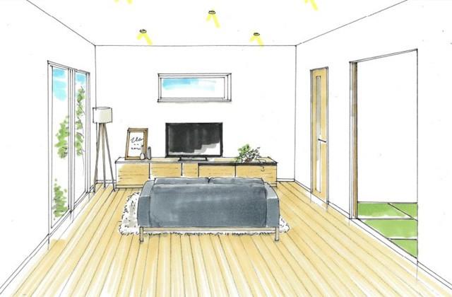 トータルハウジング 鹿児島市伊敷台にて「5LDKの間取りで居心地のいい家」の新築発表会