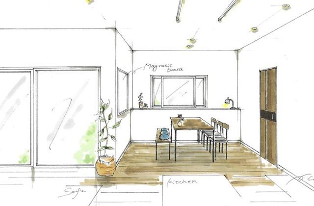 トータルハウジング 鹿屋市串良町にて「お気に入りを厳選して贅沢に暮らす平屋の家」の新築発表会
