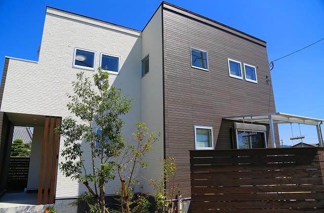 新建設 姶良市加治木町にて「もみの木 モデルハウス」ファイナル見学会