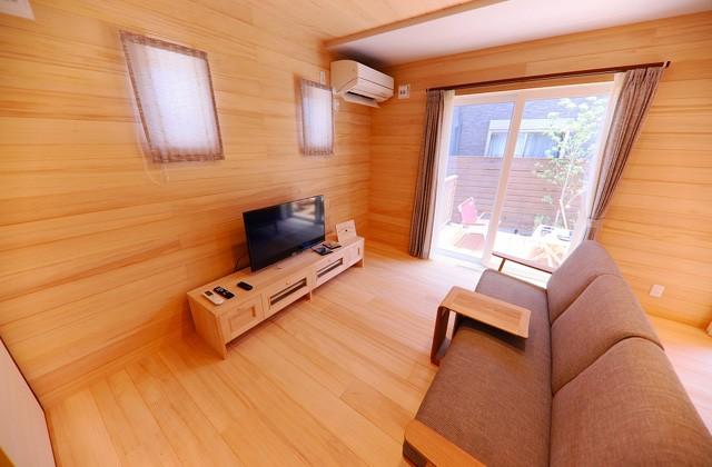 もみの木ハウス・かごしま 姶良市平松にて「変形土地に建つもみの木の家」の完成体感会