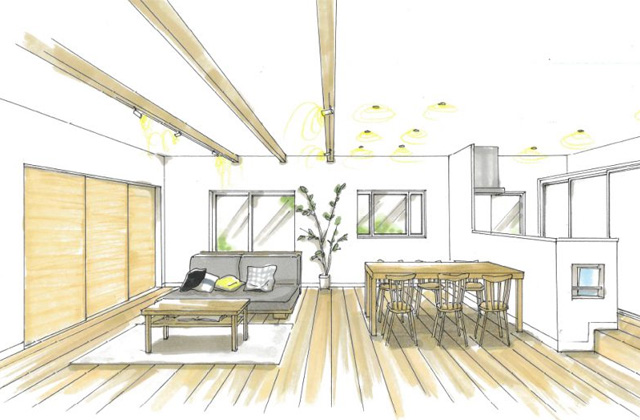 トータルハウジング 鹿児島市清和にて「落ち着いた佇まいの和モダンの家」の新築発表会