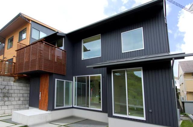 ベルハウジング 鹿児島市向陽にて注文住宅「高台から町並みを眺めるお家」の完成見学会