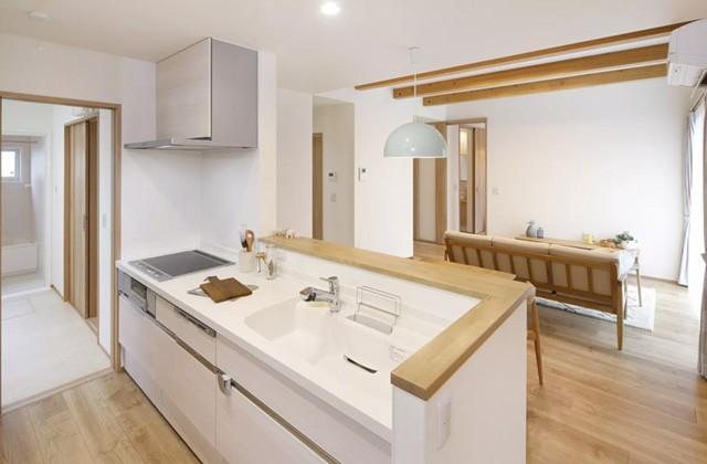 ヤマサハウス 鹿屋市旭原町に平屋の建売モデルハウスがオープン