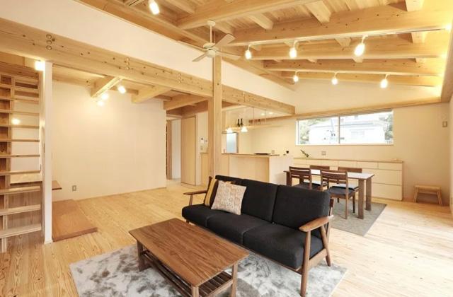 ヤマサハウス 薩摩川内市田崎町にてMOOKHOUSEの完成見学会