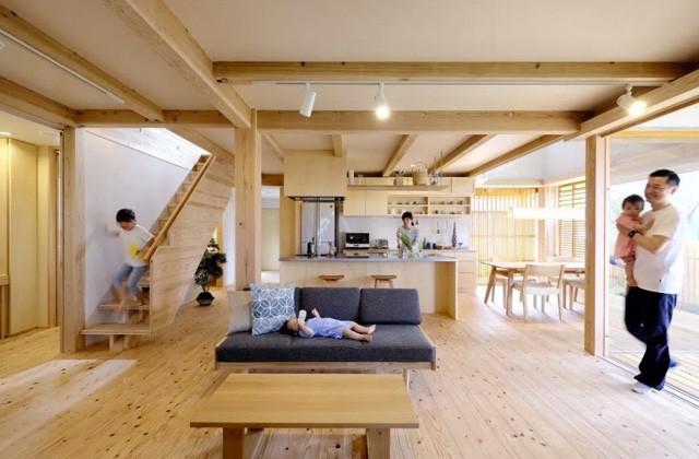 ヤマサハウス 鹿児島市桜ヶ丘にて「部屋と庭とのつながりにこだわったMOOKHOUSE」の完成見学会