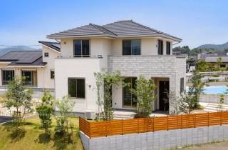 ヤマサハウス 親水の丘モデルハウス「光と風を感じる家」(薩摩川内市天辰町)