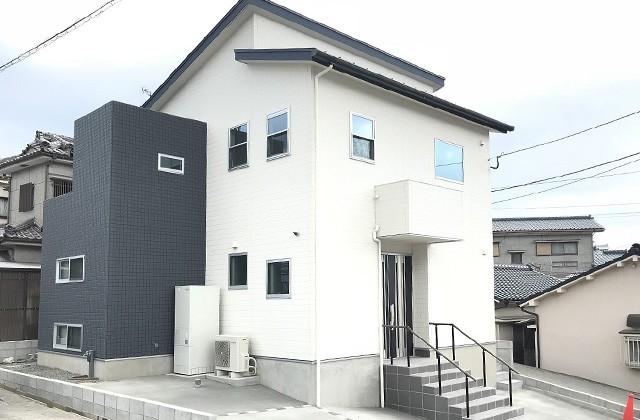 ユウダイホーム 鹿児島市稲荷町・冷水町にて建売住宅の2棟同時オープンハウス