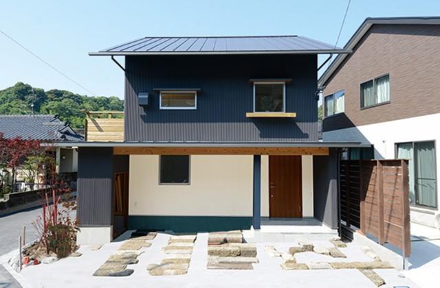 ベルハウジング 鹿児島市原良にて「自分流 間取りの自由な家」の完成見学会