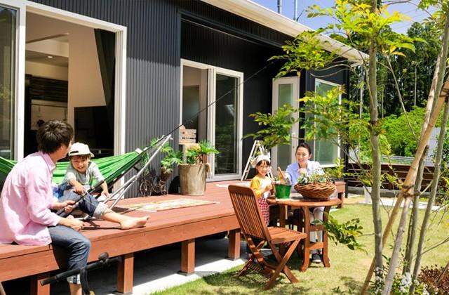 トータルハウジング 枕崎市泉町にて「子供と触れ合える空間のある、子育てを楽しむ家」の新築発表会