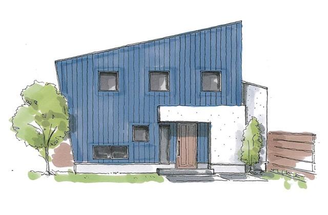 鹿児島市田上にて「コの字型キッチンが機能的なお家」の完成見学会