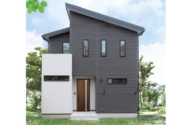 七呂建設 鹿児島市玉里団地にて「明るくて家事動線が良い間取りの2階リビングの家」の完成見学会
