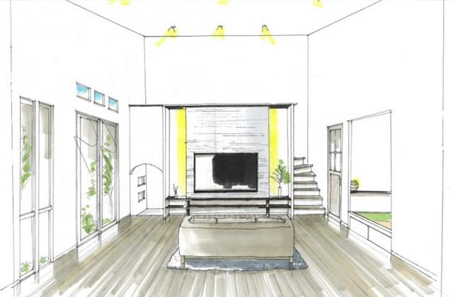 トータルハウジング 薩摩川内市五代町にて「モノトーンでまとめた平屋の家」の新築発表会