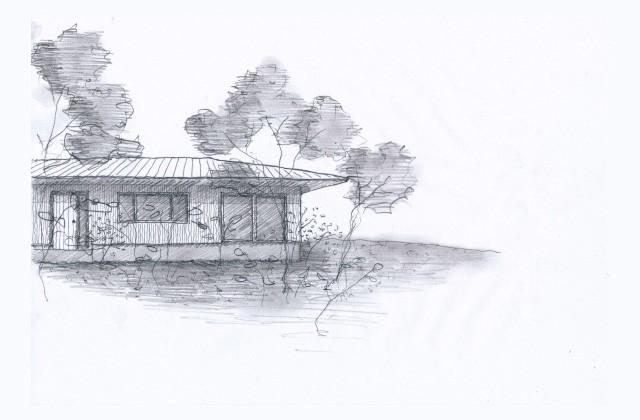 ベガハウス 東串良町にて「のびのびとした敷地に建つ寄棟屋根の平屋」の完成見学会