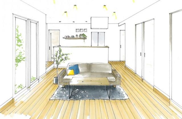 トータルハウジング 鹿屋市札元にて「隠れ家的なスキップフロアと大空間LDKのある平屋の家」の新築発表会