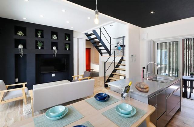 トータルハウジング 鹿児島市玉里町にてモデルハウス「人気の収納を採用したスッキリ暮らす2階建ての家」のオープンハウス