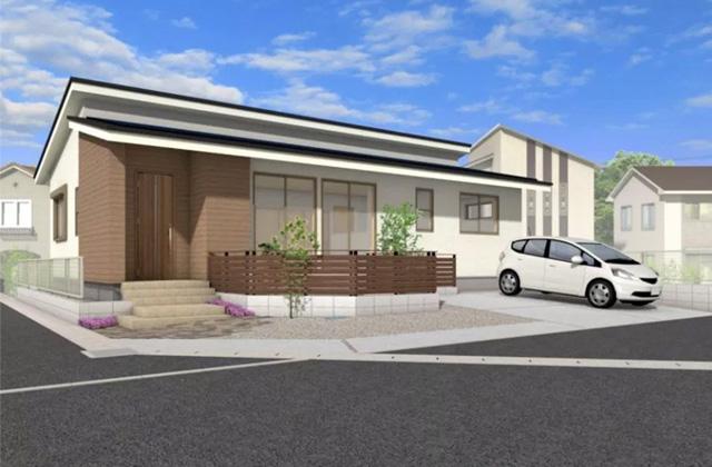 ヤマサハウス 霧島市隼人町にて平屋の建売モデルハウス見学会