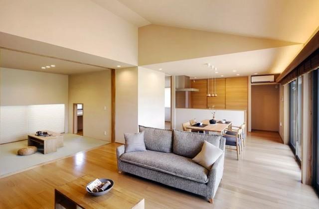 ヤマサハウス 薩摩郡さつま町にて「家族がうれしい共働きの家」の完成見学会
