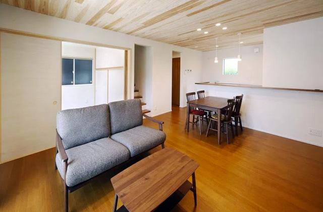 ヤマサハウス 鹿児島市吉野町にて「木をふんだんに使用したZEHモデルハウス」の完成見学会