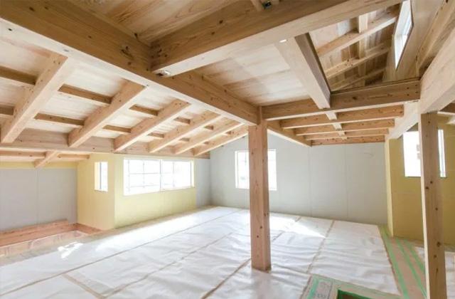 ヤマサハウス 鹿児島市大明丘にて注文住宅の構造を見学できる構造見学会