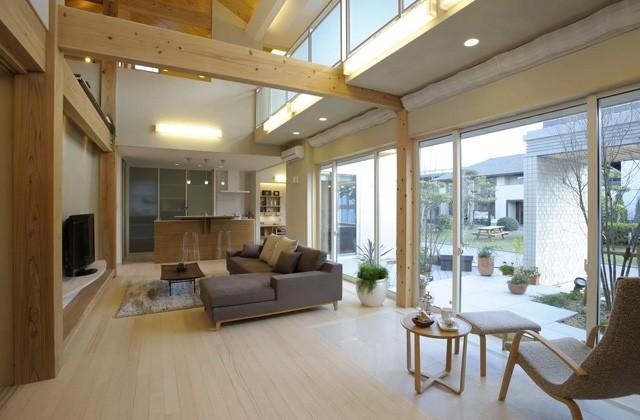 ヤマサハウス 鹿児島市平川町にて「家族4人でゆったり暮らす4LDKの家」の完成見学会