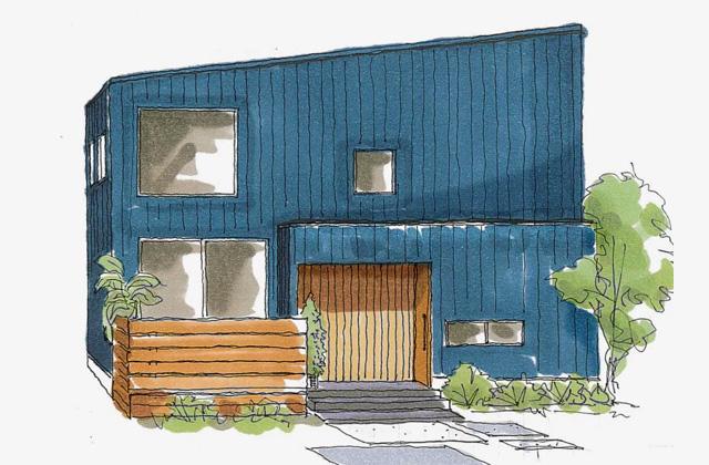 ベルハウジング 鹿児島市中山にて「ぐるりと回遊性のある家」の完成見学会