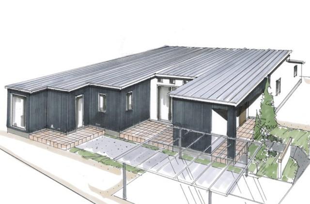 トータルハウジング 南九州市頴娃町にてオーナー様邸「家族が集まる暖かい家」の見学会