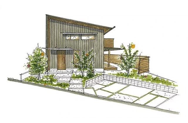 ベルハウジング 日置市伊集院町にて「お部屋のどこからでも庭が眺められる家」の完成見学会