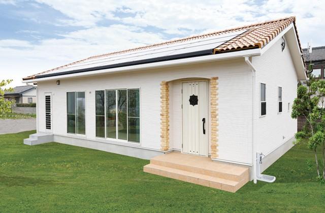 七呂建設 志布志市有明町にて「105坪の敷地で子育てしやすく暮らしやすい平屋」の完成見学会