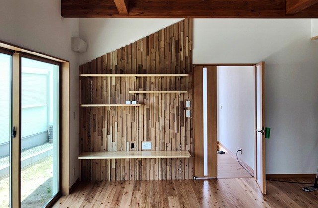 ユウダイホーム さつま町船木にて五日町モデルハウス「ゼロで暮らす 愛さ木の家」の完成見学会