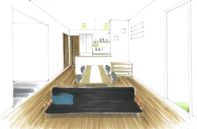 トータルハウジング 鹿屋市吾平町にて「無駄なく織りなすガレージハウス」の新築発表会