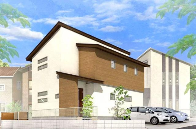 ヤマサハウス 鹿児島市のパルタウン大明丘にてモデルハウス2棟同時完成見学会