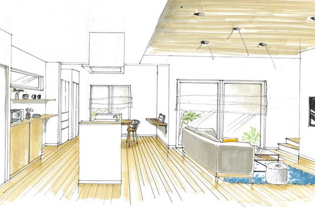 トータルハウジング 鹿児島市原良にて新築発表会「こだわりを叶える家づくり」