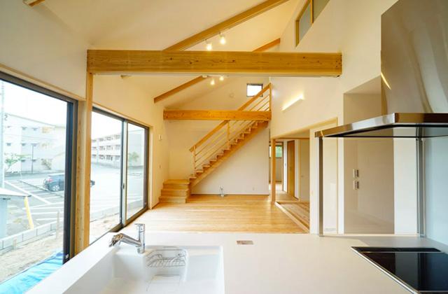 ヤマサハウス 日置市伊集院町にて「1階に主寝室のある家」の完成見学会