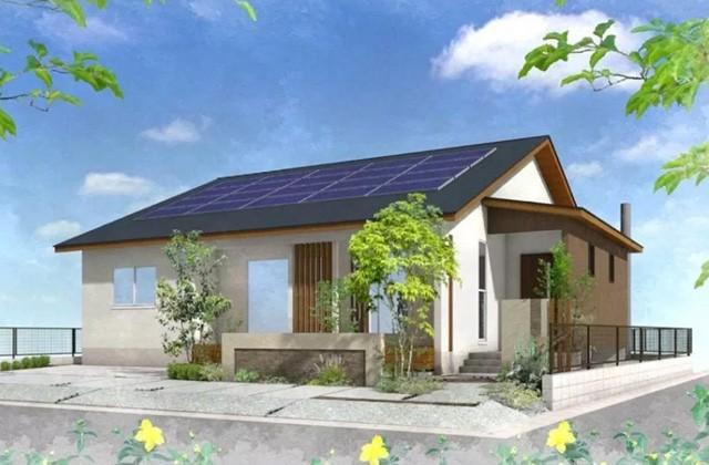ヤマサハウス 薩摩川内市五代町にてZEHを超える未来基準の省エネ住宅「LCCMモデルハウス」がオープン