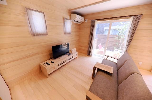 もみの木ハウス・かごしま 姶良市平松にて「もみの木ハウスの空気環境を体感」の完成体感会