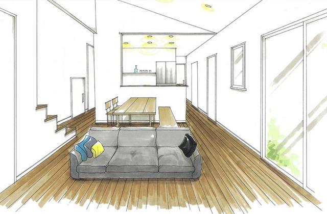 トータルハウジング 曽於郡大崎町にて「大容量のKURAと中2階のある2世帯の家」の新築発表会