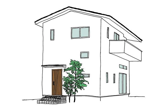 東宝建設 鹿児島市春山町にて「賃貸の家賃がもったいない!おしゃれで性能のよい家」のモデルハウス見学会