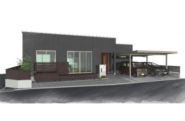 ユニバーサルホーム 鹿児島市中山にて「小上がり和室がある4LDK平屋」のオープンハウス