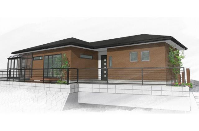 ユニバーサルホーム 鹿児島市吉野町にて注文住宅「広々リビングとゆとりある収納のある平屋」の完成見学会