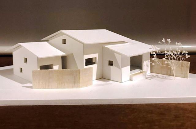 ベガハウス 鹿児島市山田町にて「三角形の土地に建つ三角屋根の家」の完成見学会