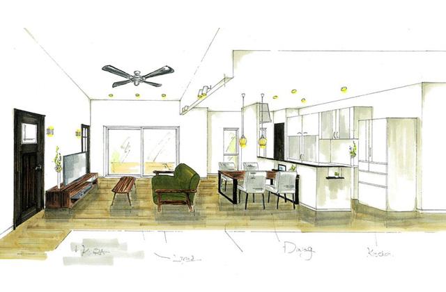 トータルハウジング 鹿屋市川西町にて注文住宅「家族の五感を楽しむ家」の新築発表会