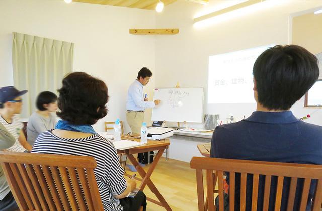 グッドホームかごしま 鹿児島市明和のモデルハウスにて「家づくりとアレルギーセミナー」