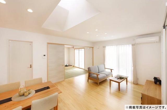 ヤマサハウス 薩摩川内市 平屋建て完成見学会