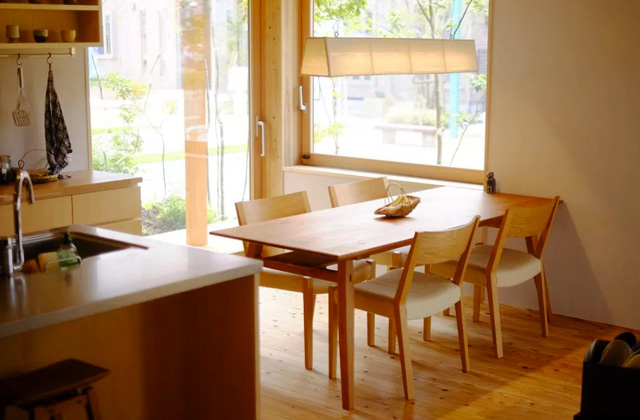 ヤマサハウス 鹿児島市桜ヶ丘にて「自然素材・自然エネルギーを取り入れたMOOKOHOUSE」の完成見学会
