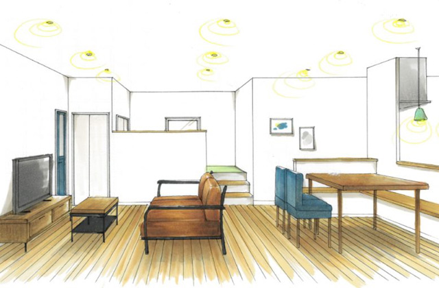 トータルハウジング 鹿児島市原良にて「子どもがのびのび過ごす癒しの家」の新築発表会