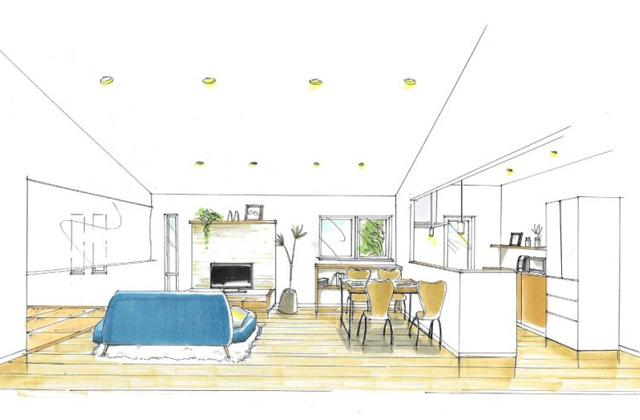 トータルハウジング 枕崎市立神北町にて「やさしく光を取り込む居心地の良い家」の新築発表会