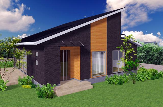 七呂建設 肝付町にて「消費電力を自給自足できるZEHの家」の完成見学会