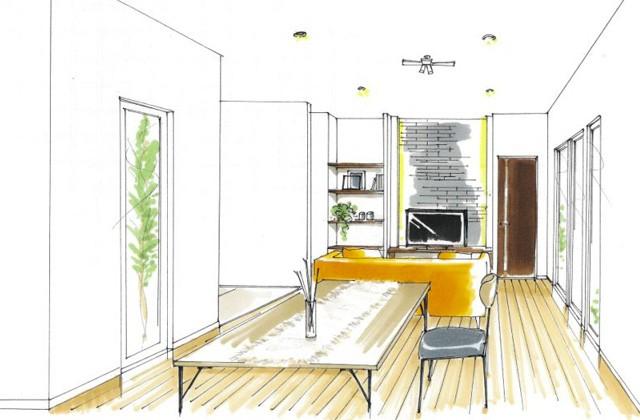 トータルハウジング 霧島市隼人町にて「坪庭を囲む平屋の家」の新築発表会