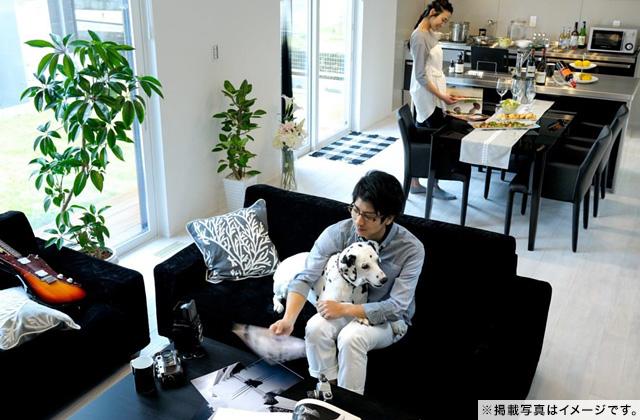 トータルハウジング 指宿市大牟礼 「ペットと家族の絆を育むお家づくり」