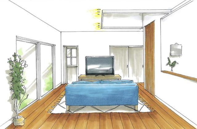 トータルハウジング 鹿児島市玉里町にて「光を呼び込むデザイン住宅」の新築発表会